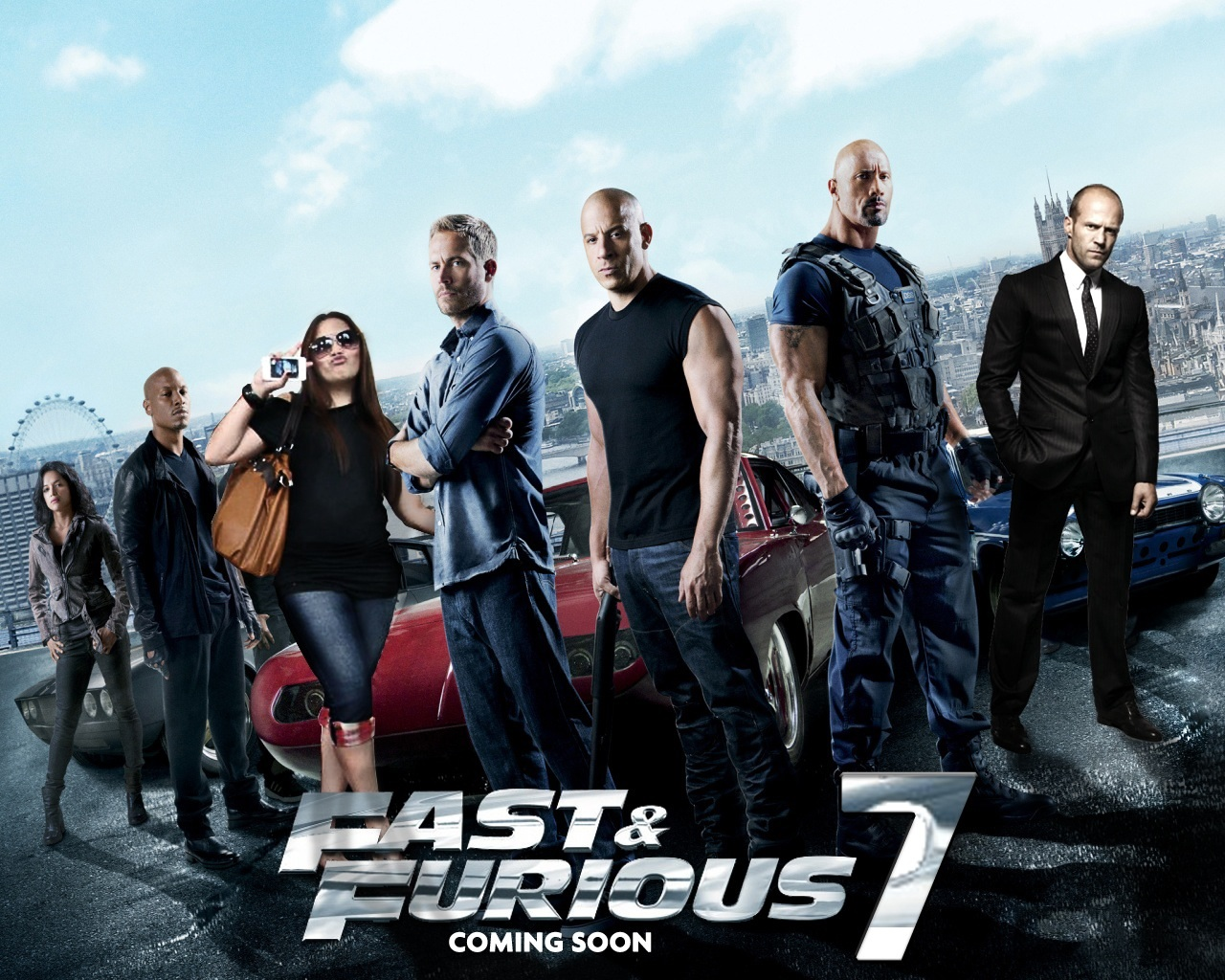 FastFurious7
